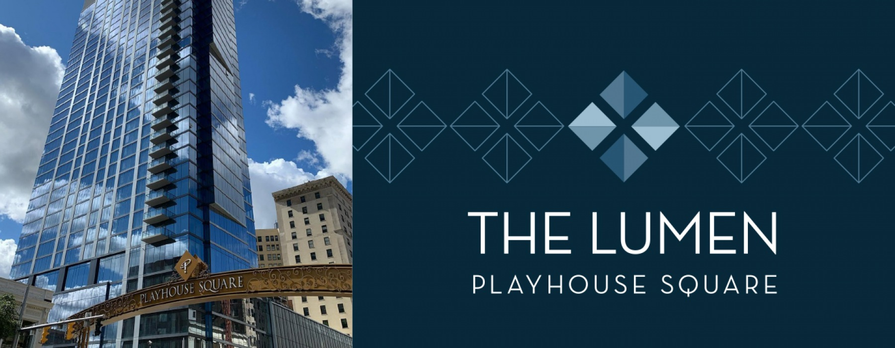 The Lumen at Playhouse Square